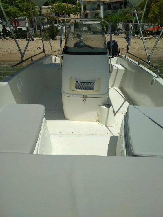 Motorboot mit oder ohne Skipper ASSOS MARINE A.E mieten in Nydri