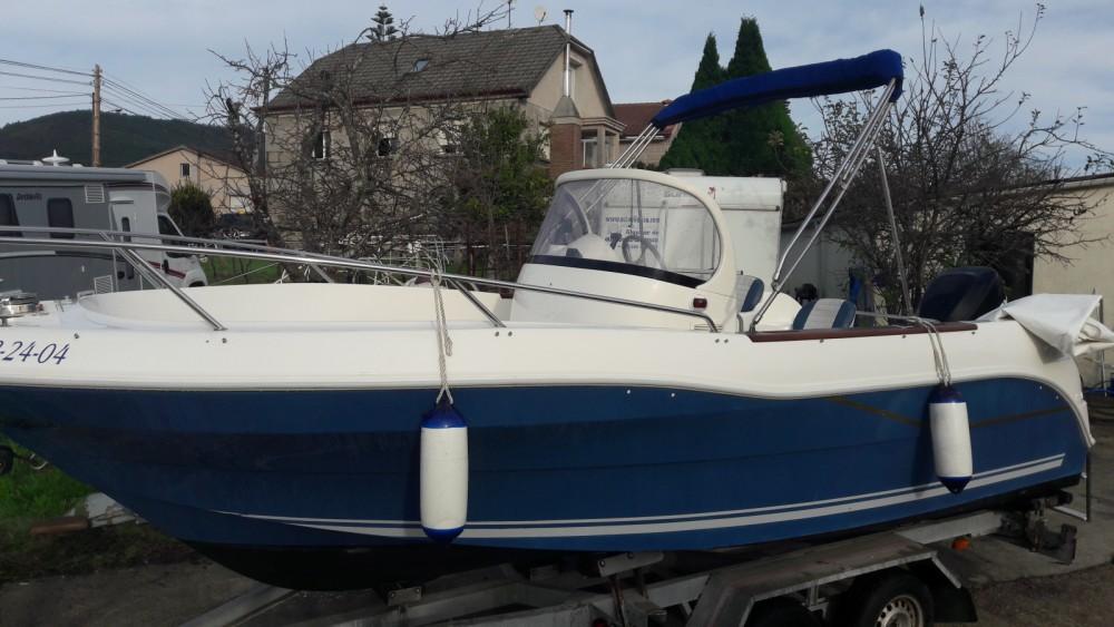 Motorboot mit oder ohne Skipper Quicksilver mieten in Vilaboa