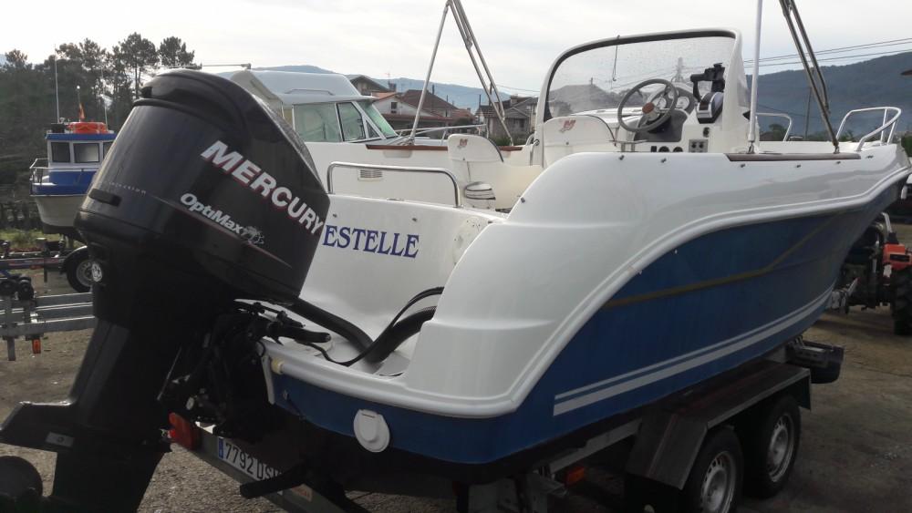 Motorboot mieten in Vilaboa zum besten Preis