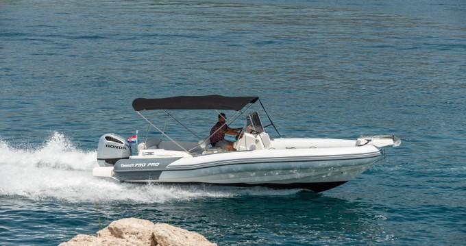 Bootsverleih Marlin Boat 790 Pro Dynamic Trogir Samboat