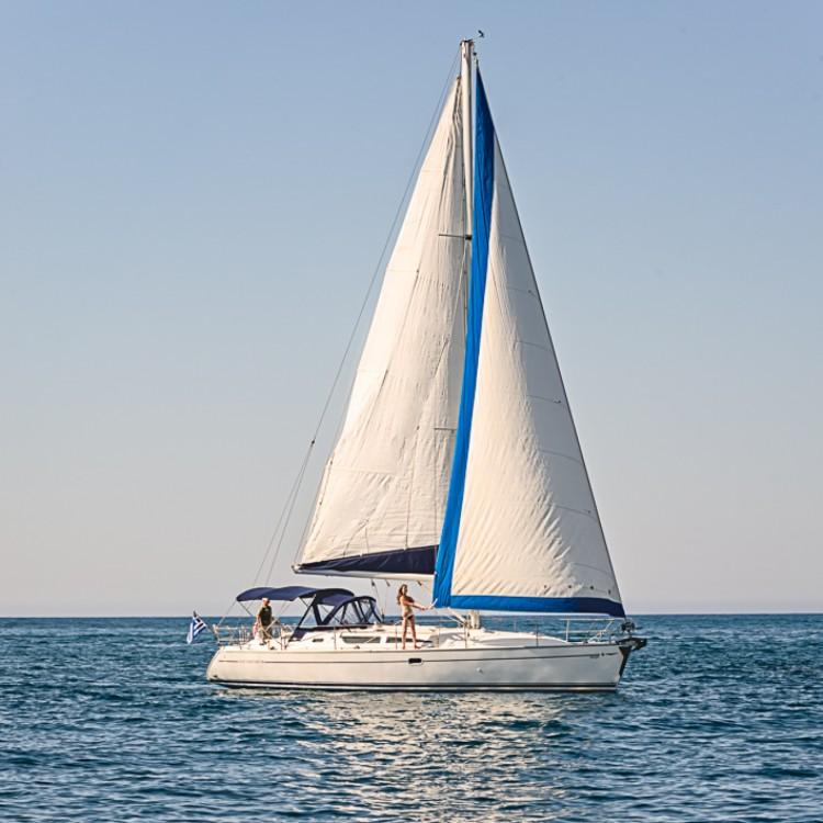 Segelboot mieten in Chania - Jeanneau Sun Odyssey 40