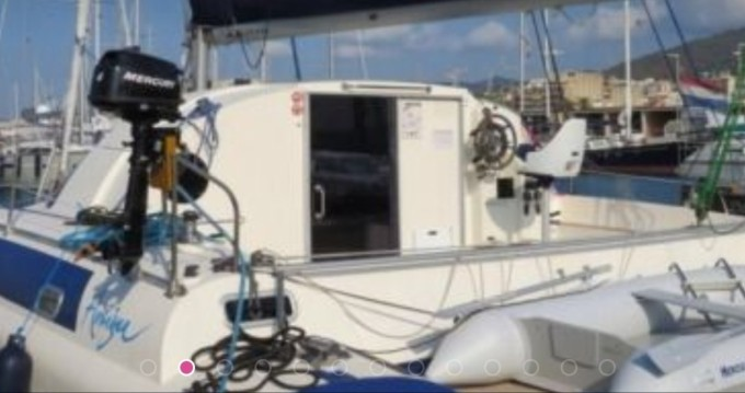 Bootsverleih Premià de Mar günstig Antigua 37