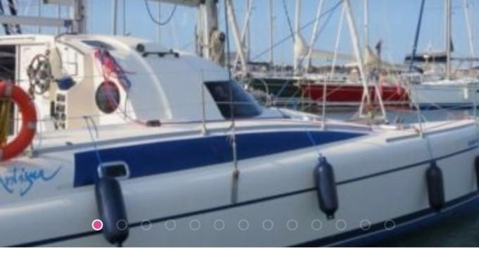 Yacht-Charter in Premià de Mar - Fountaine Pajot Antigua 37 auf SamBoat