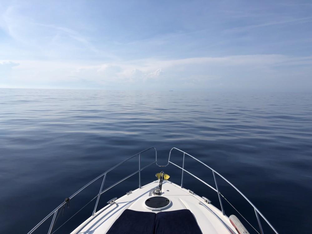 Motorboot mit oder ohne Skipper Princess mieten in Cannes