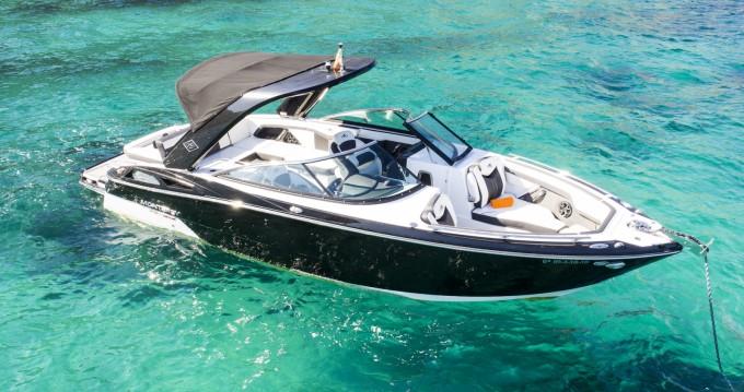 Motorboot mieten in Ibiza Town - Monterey 278 SS