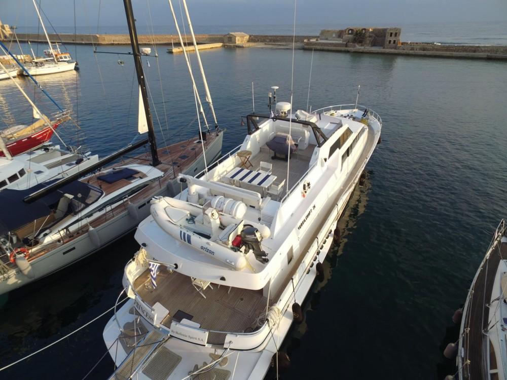 Yachten mit oder ohne Skipper Princess mieten in Chania