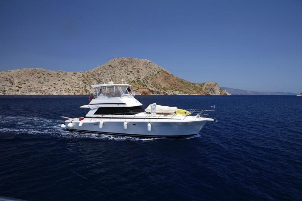 Motorboot mieten in Athen zum besten Preis