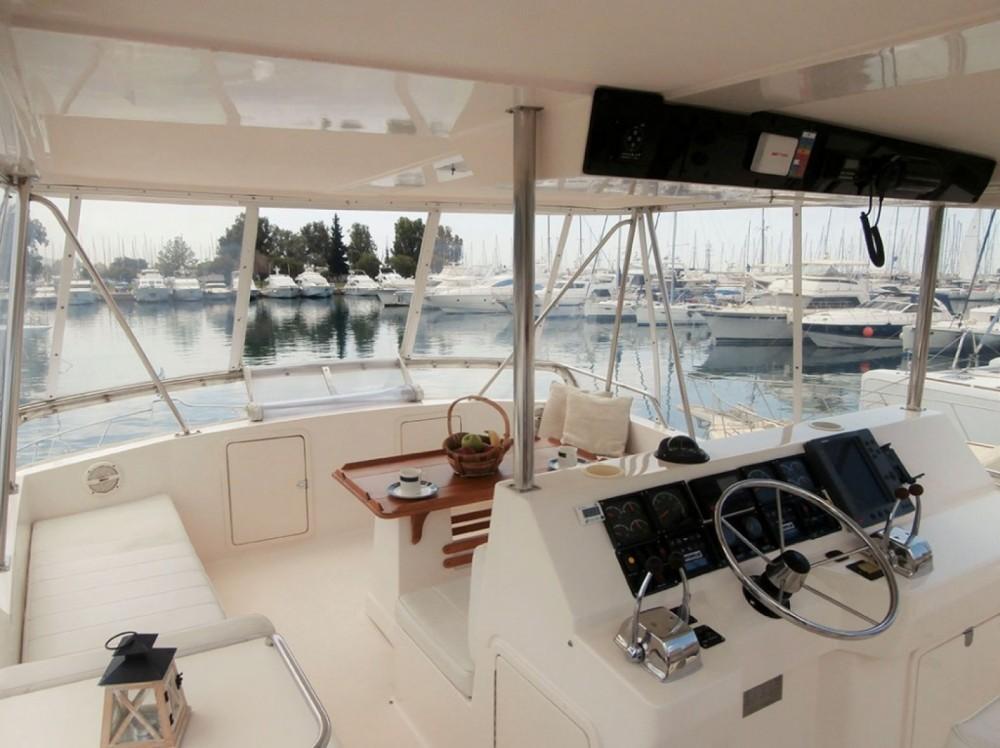 Motorboot mit oder ohne Skipper Riviera mieten in Athen