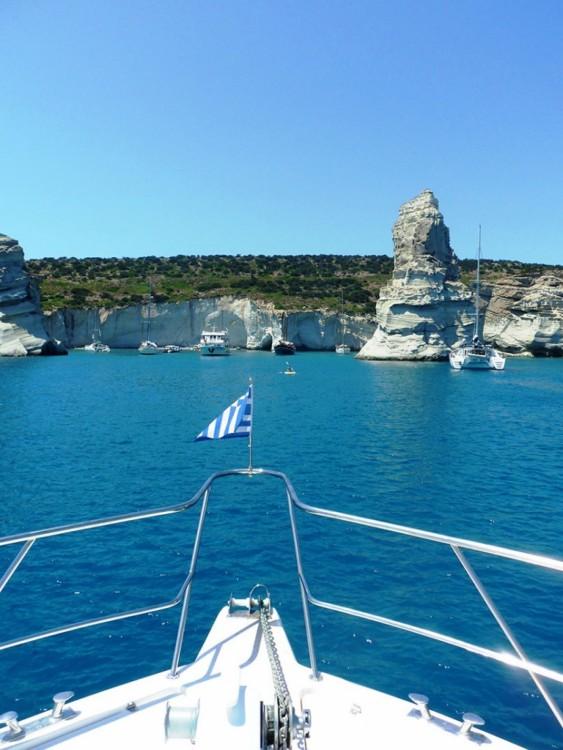 Vermietung Motorboot Riviera mit Führerschein