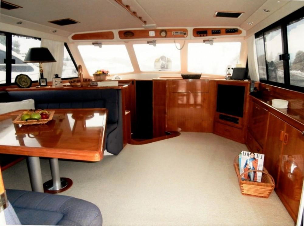Motorboot mieten in Athen - Riviera 48