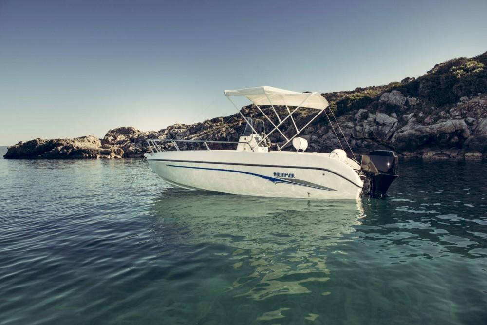 Bootsverleih Aquamar Aquamar17 Alghero Samboat