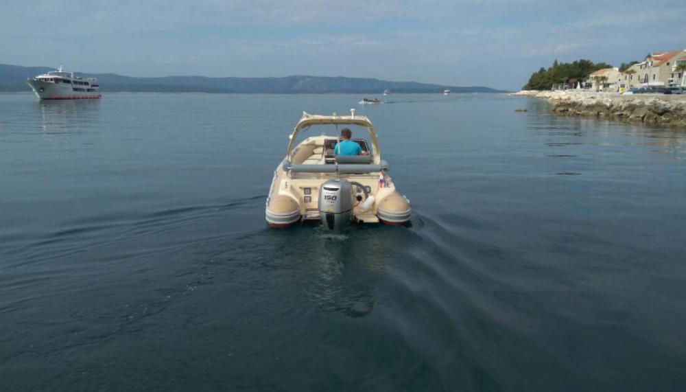 Bootsverleih Solemar B 58 offshore Bol Samboat