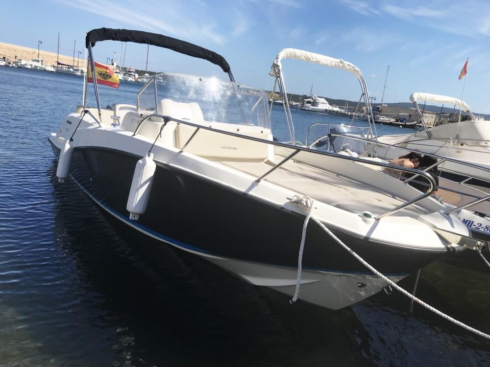 Motorboot mieten in  - Quicksilver Activ 675 Sundeck