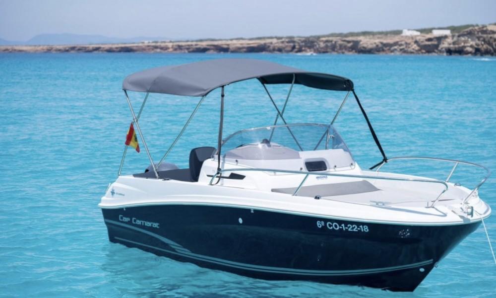 Motorboot mieten in Hyères - Jeanneau Cap Camarat 5.5 WA Serie 2