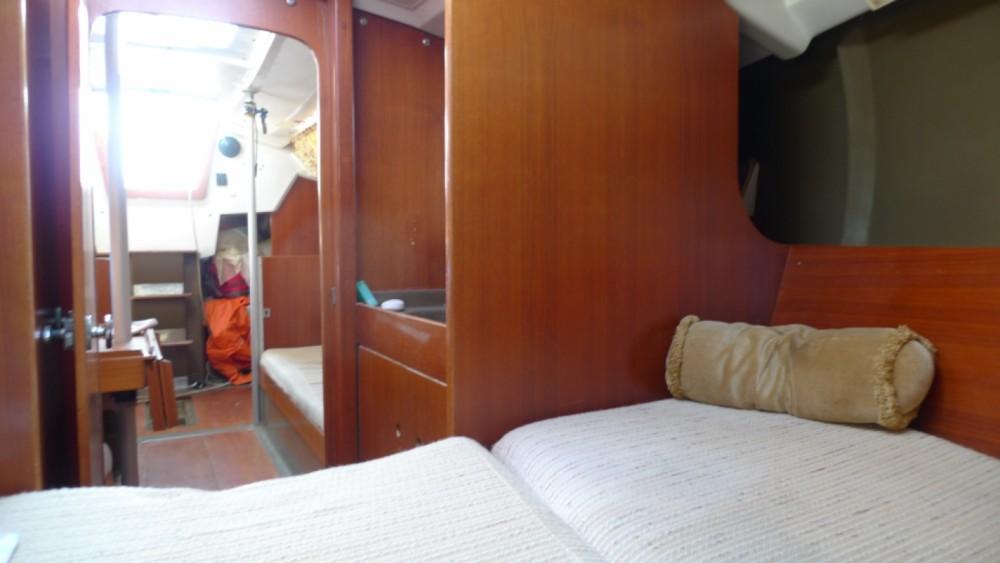 Segelboot mieten in Termini Imerese - Grand Soleil Grand Soleil 34