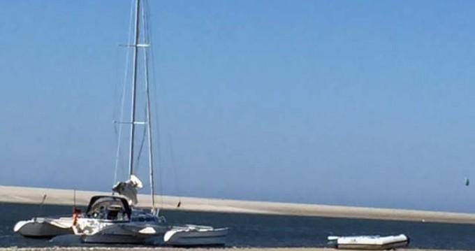 Quorning-Boat DF1000 zwischen Privatpersonen und professionellem Anbieter Valencia