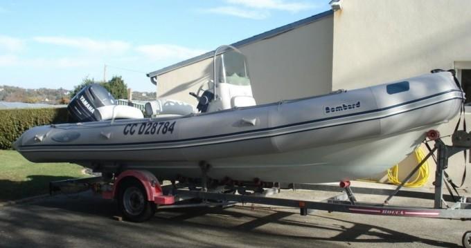 Schlauchboot mieten in Bénodet - Bombard Explorer 640 SB