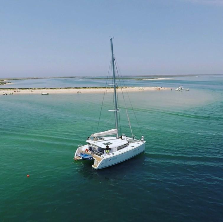 Lagoon Lagoon 400 S2 zwischen Privatpersonen und professionellem Anbieter Faro