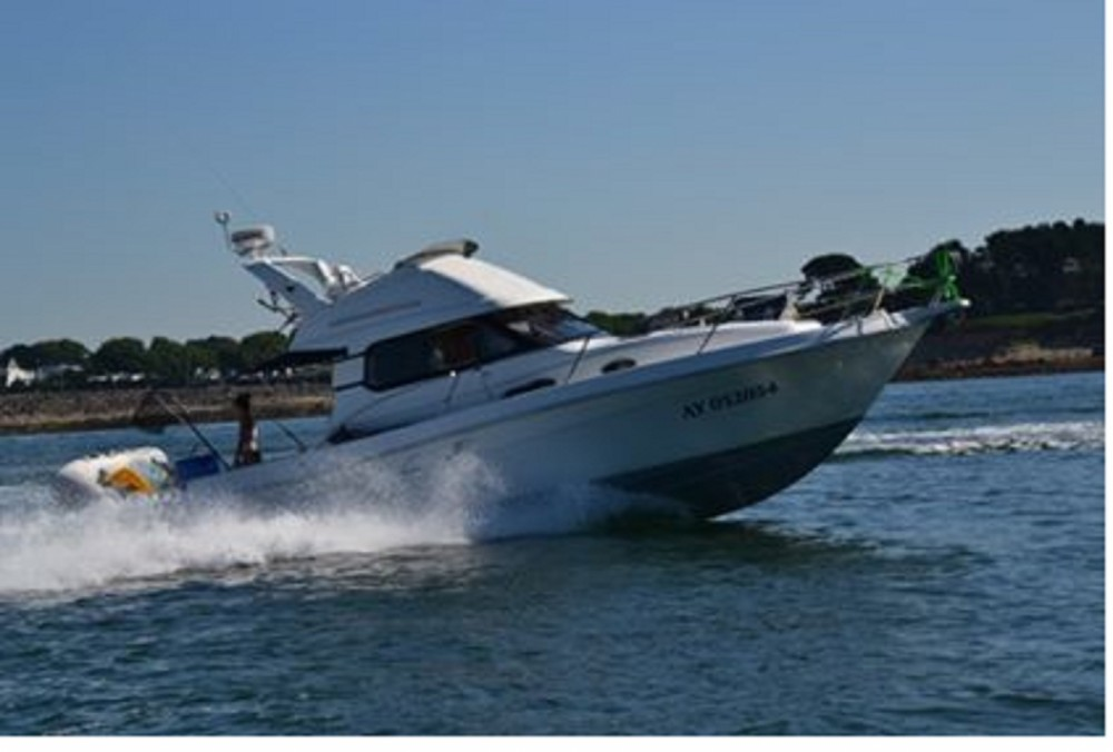 Motorboot mieten in Bénodet zum besten Preis