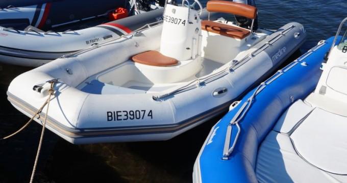Schlauchboot mit oder ohne Skipper Zodiac mieten in Saint-Florent