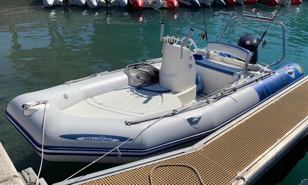 Schlauchboot mit oder ohne Skipper Zodiac mieten in Saint-Laurent-du-Var