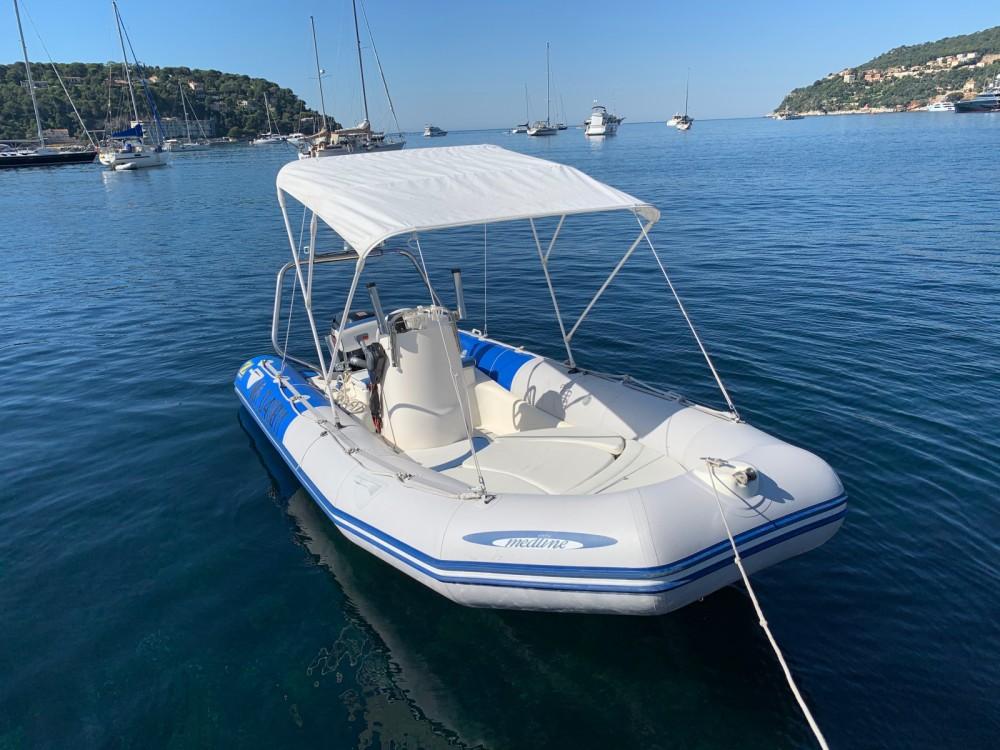 Bootsverleih Zodiac Medline 500 Sundream Saint-Laurent-du-Var Samboat