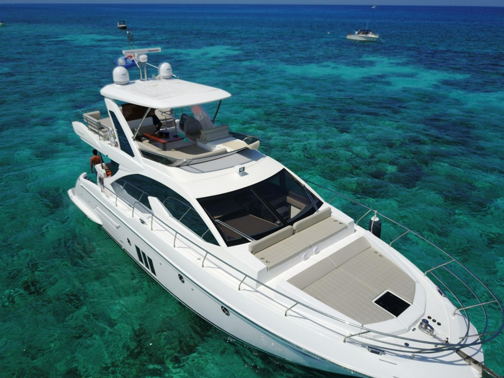 Yacht-Charter in Makarska - Azimut 50 Flybridge auf SamBoat