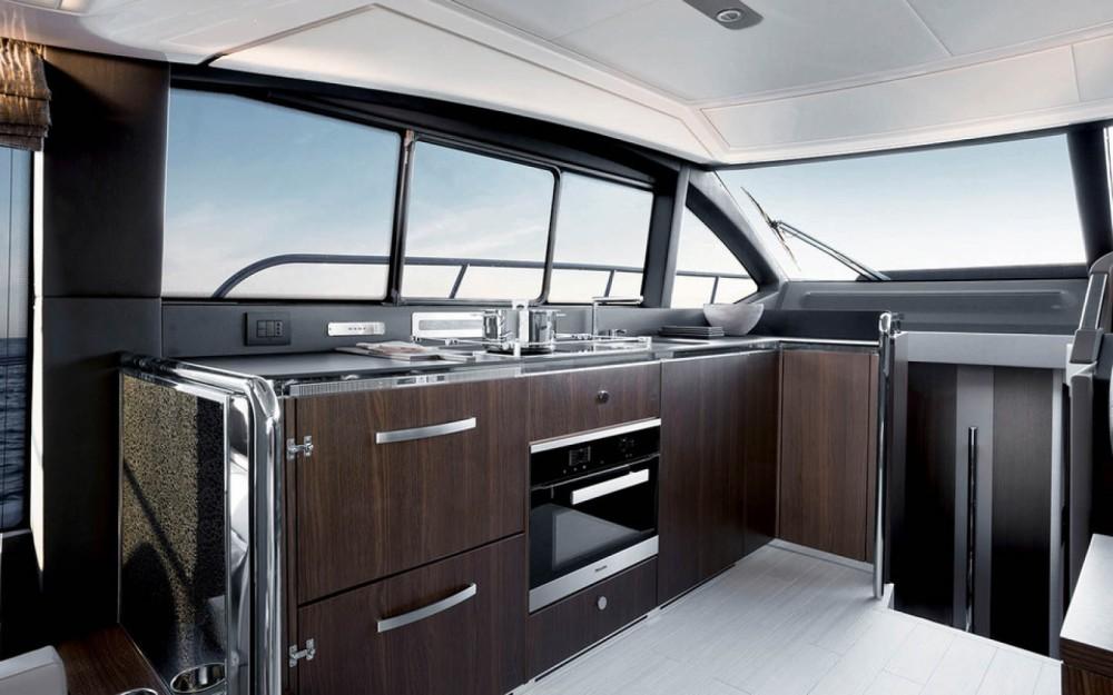 Bootsverleih Azimut 50 Flybridge Makarska Samboat
