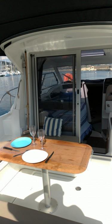 Bootsverleih Marseille günstig Antares 8 OB