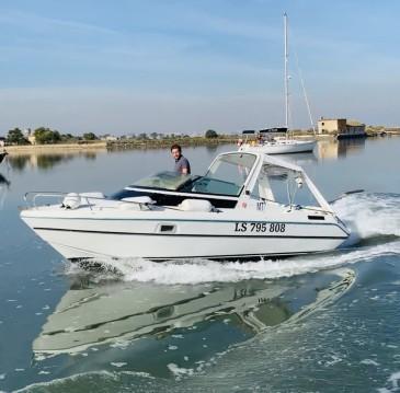 Bootsverleih Jeanneau Leader 650 Lisbon Samboat