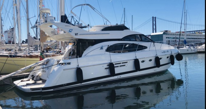 Yacht-Charter in Lisbon - Azimut Azimut 52 Fly auf SamBoat