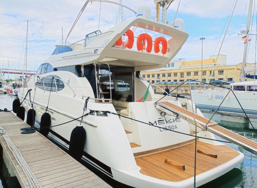 Yachten mieten in Lissabon - Azimut Azimut 52 Fly