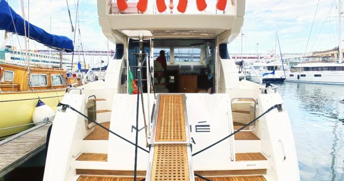 Bootsverleih Lisbon günstig Azimut 52 Fly