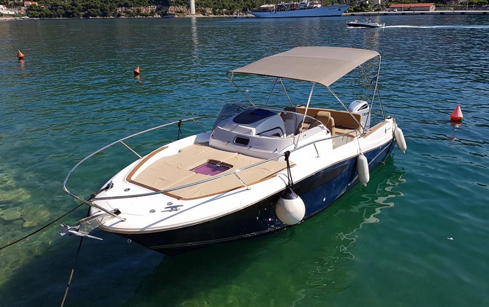 Bootsverleih Jeanneau Cap Camarat 7.5 WA Mokošica Samboat