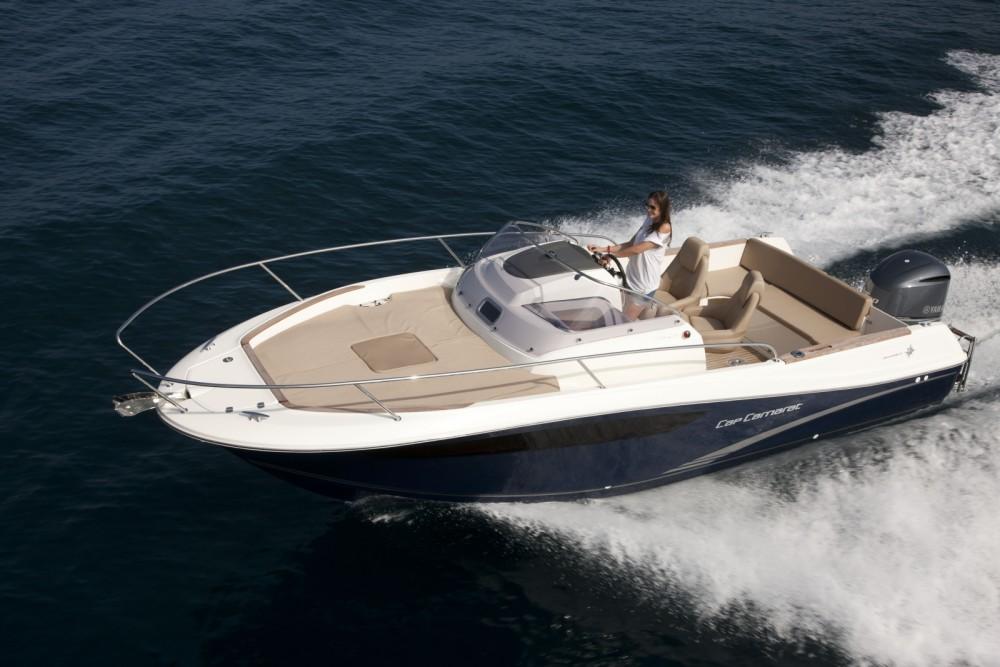 Motorboot mieten in Mokošica - Jeanneau Cap Camarat 7.5 WA