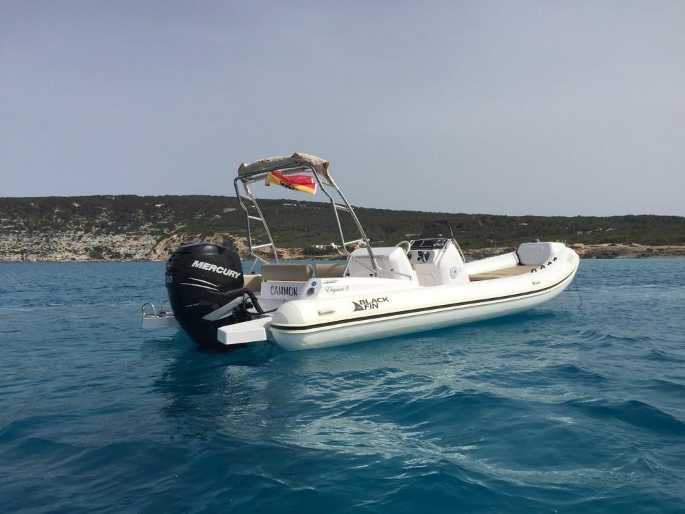 Yacht-Charter in La Savina - Black Fin Blackfin 8 Elegance auf SamBoat
