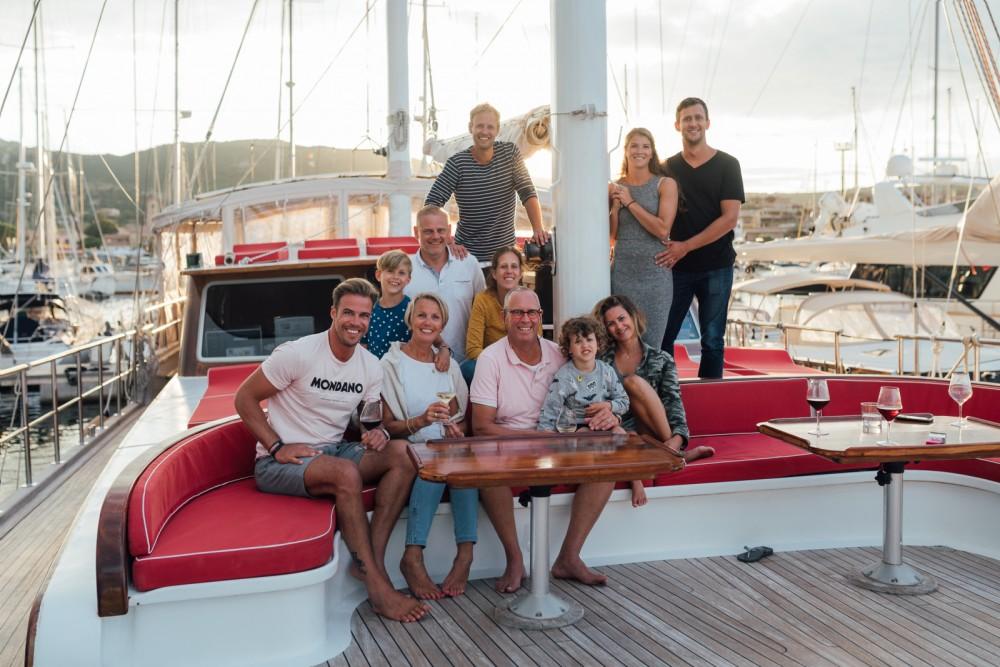 Bootsverleih Gulet Gulet Victoria M/S Sardinien Samboat