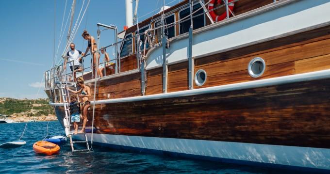 Segelboot mit oder ohne Skipper Gulet mieten in Cannigione di Arzachena