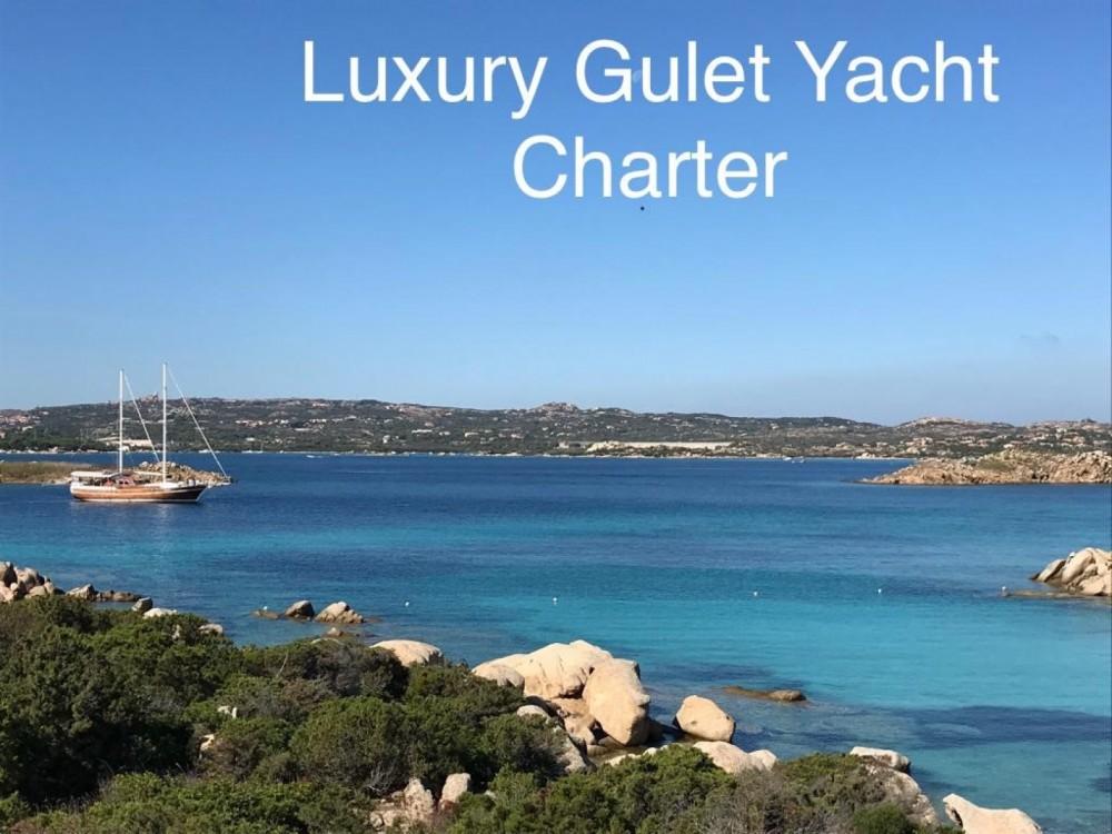 Yacht-Charter in Sardinien - Gulet Gulet Victoria M/S auf SamBoat
