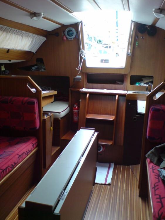 Segelboot mit oder ohne Skipper Jeanneau mieten in Sète