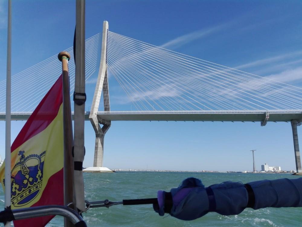 Segelboot mieten in Rota - Jeanneau Sun Odyssey 37.1