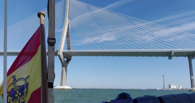 Segelboot mit oder ohne Skipper Jeanneau mieten in Rota
