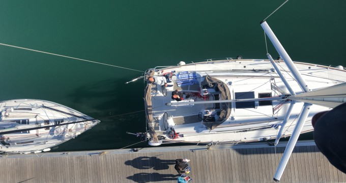 Yacht-Charter in La Rochelle - Jeanneau Sun Odyssey 389 auf SamBoat