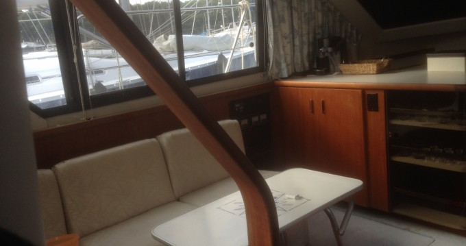 Ein Carver 350aft cabin mieten in Marina di Ravenna