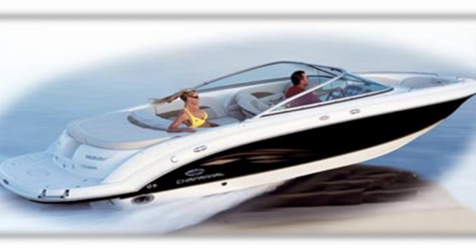Yacht-Charter in Ibiza Town - Chaparral 256 auf SamBoat