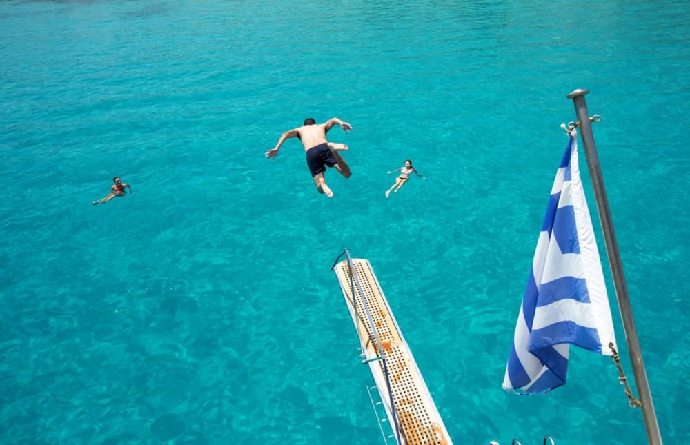 Motorboot mit oder ohne Skipper San Lorenzo mieten in Rethymno