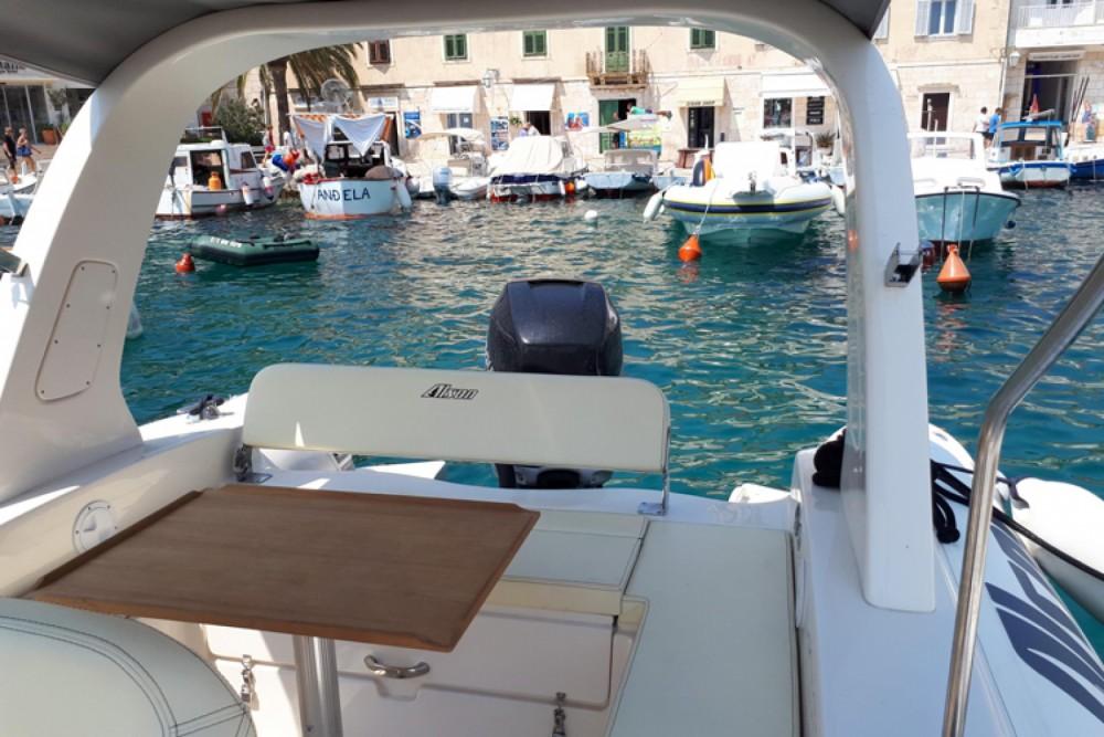 Yacht-Charter in Split - Alson Flash 750 auf SamBoat
