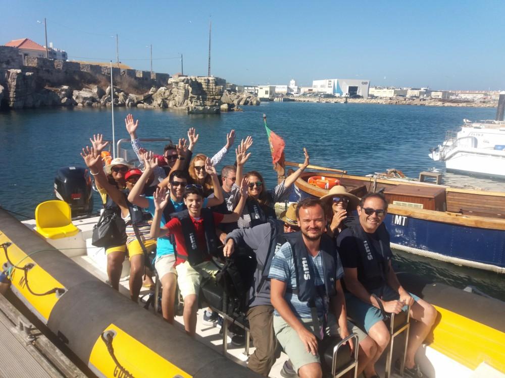 Vermietung Schlauchboot Bwa mit Führerschein