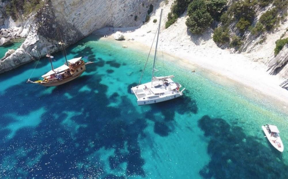 Ein Lagoon Lagoon 450 F mieten in Athen