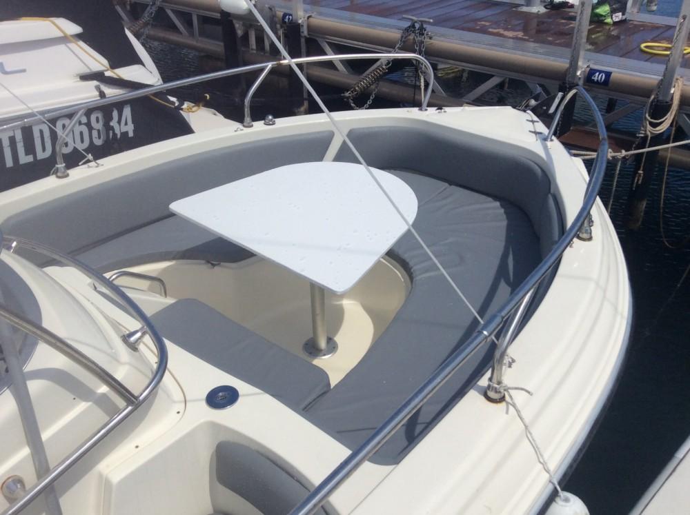 Motorboot mit oder ohne Skipper Ranieri mieten in Fréjus